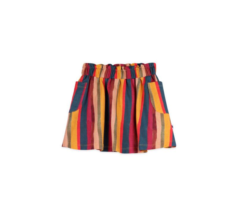 Ammehoela Skirt Flynn.03 Fall Stripe