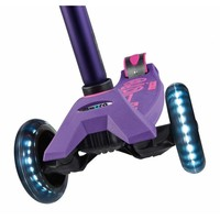 MAXI MICRO SCOOTER DELUXE PURPLE LED