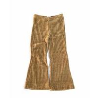 longlivethequeen flared velvet pants