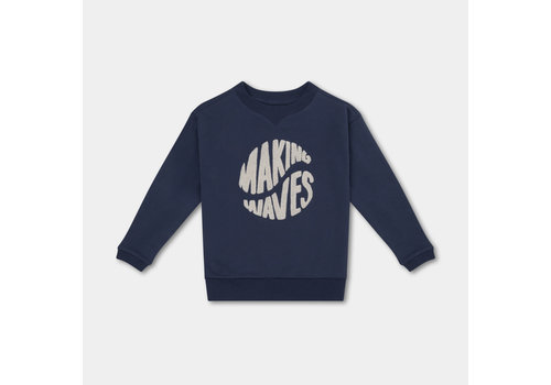Repose AMS Repose AMS 24. Sweater washed blue making waves