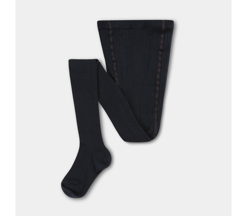 Repose AMS 42. Tights midnight blue solid