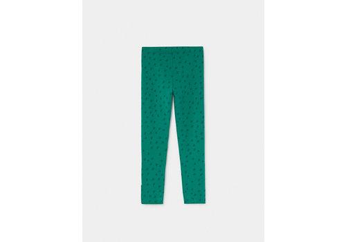 Bobo Choses Bobo Choses All over starts legging green