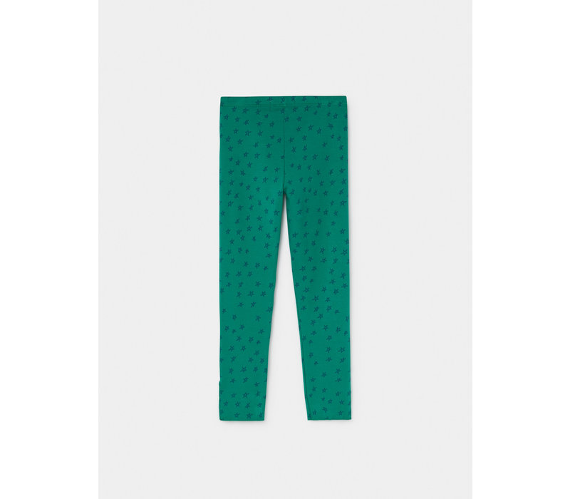 Bobo Choses All over starts legging green