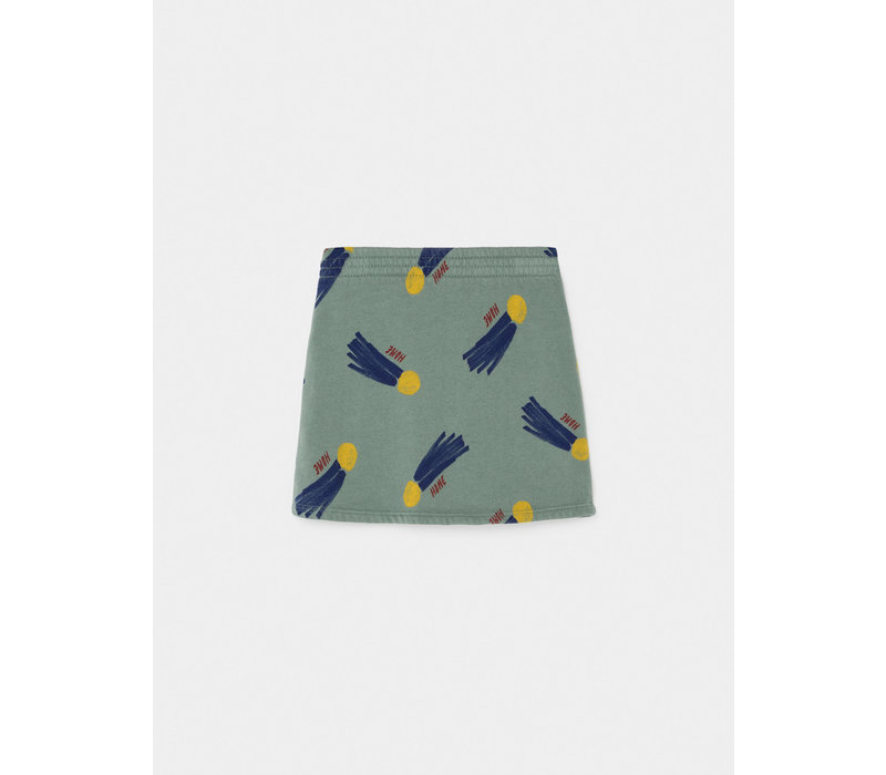 Bobo Choses A star called home mini skirt iceberg