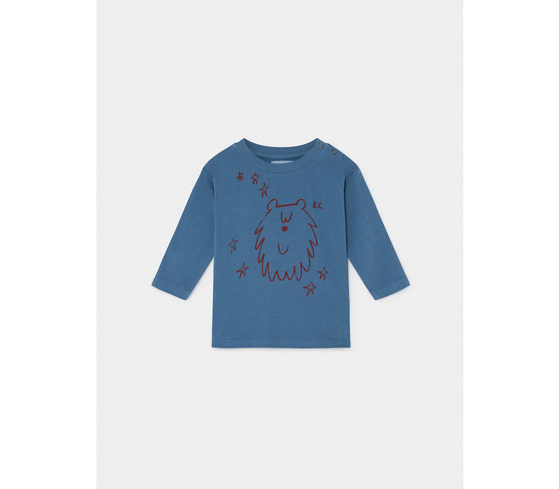 Bobo Choses Longsleeve Ursa Major Infinity blue