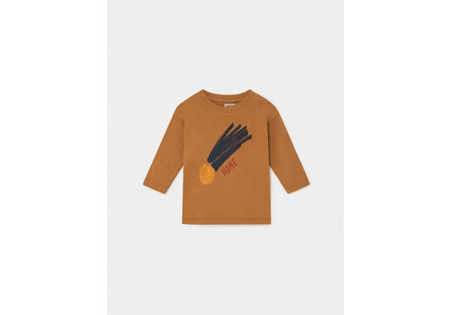 Bobo Choses Bobo Choses Longsleeve A Star Called home Curry