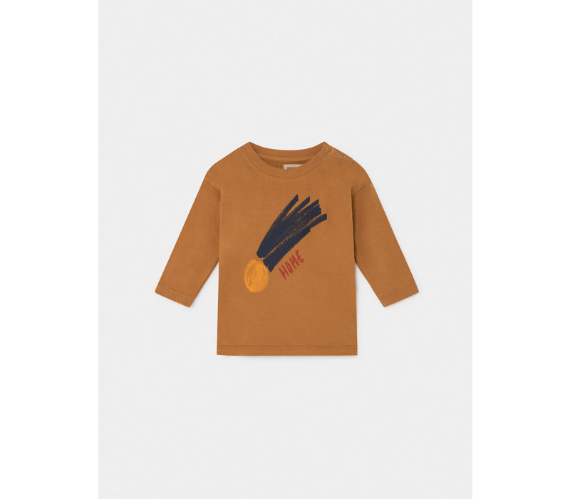 Bobo Choses Longsleeve A Star Called home Curry