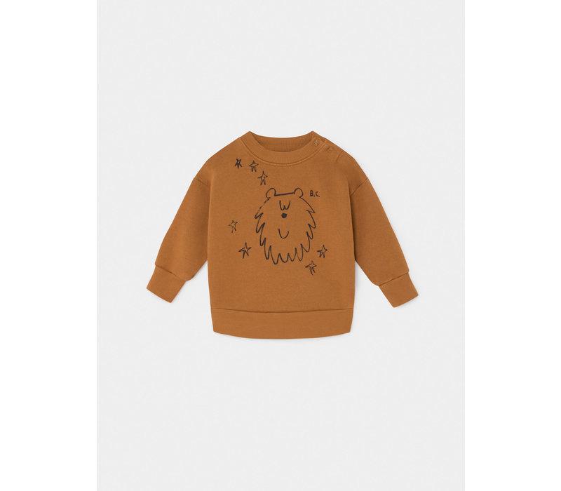 Bobo Choses Sweater Ursa Major Curry