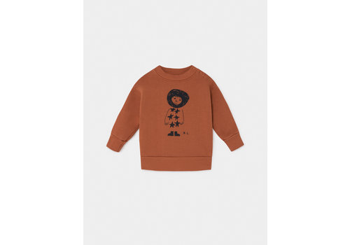 Bobo Choses Bobo Choses Sweater Starchild Picante