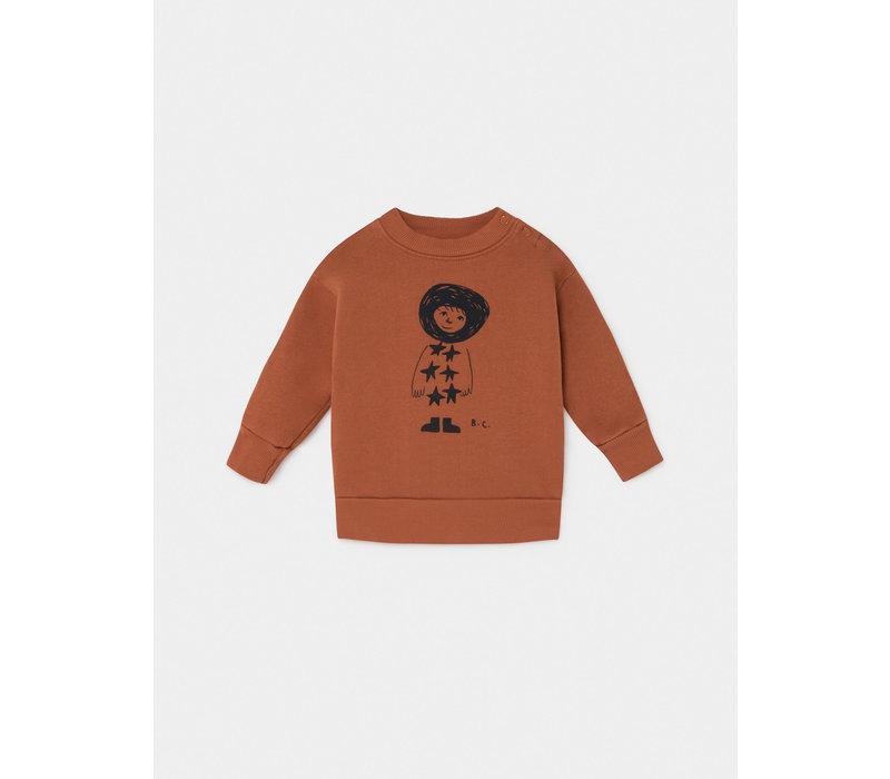 Bobo Choses Sweater Starchild Picante