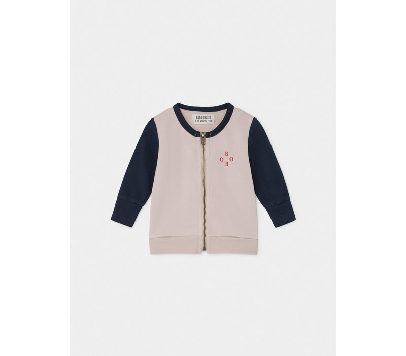 Bobo Choses Zipped Sweater Archigram Saturn