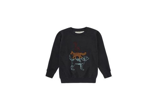 Soft Gallery Soft Gallery Sweater Baptiste Peat Critters