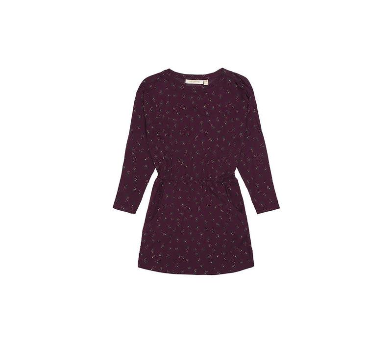 Soft Gallery Dress Vigdis AOP Petals mini