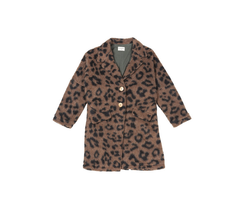 The Campamento Coat TCAW41 Leopard
