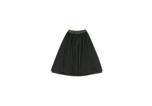 The Campamento Skirt TCAW30 green