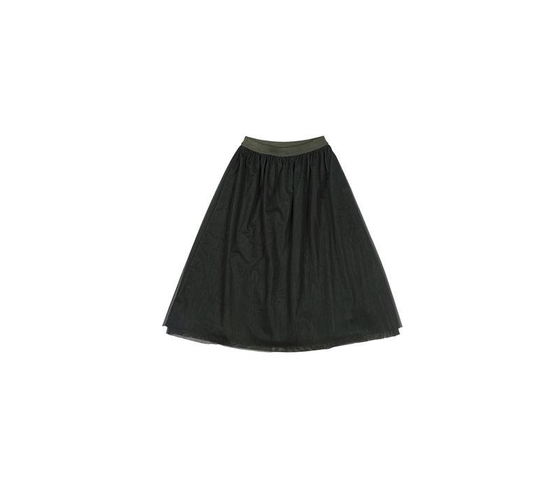 The Campamento Skirt TCAW30 green