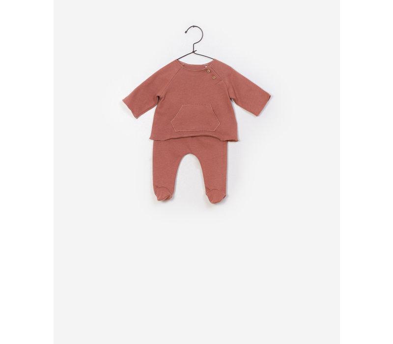 Play Up Newborn set pink