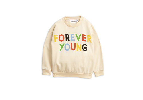 Mini Rodini Mini Rodini Sweater Forever young