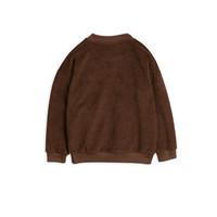 Mini Rodini Terry Sweater Stay Weird
