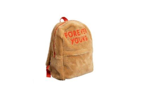 Mini Rodini Mini Rodini Backpack Faux fur