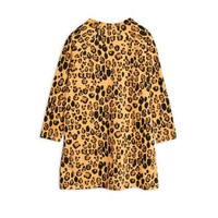 Mini Rodini Dress Leopard Longsleeve