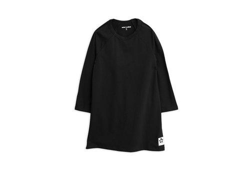 Mini Rodini Mini Rodini Dress Basic Longsleeve Black
