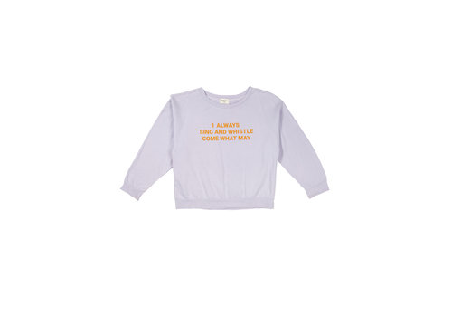 The Campamento The Campamento Sweater TCAW14 Lilac