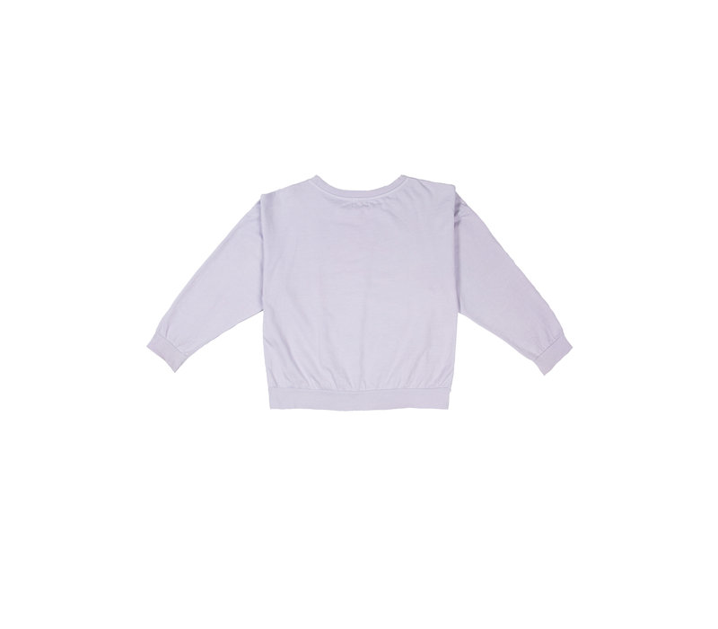 The Campamento Sweater TCAW14 Lilac