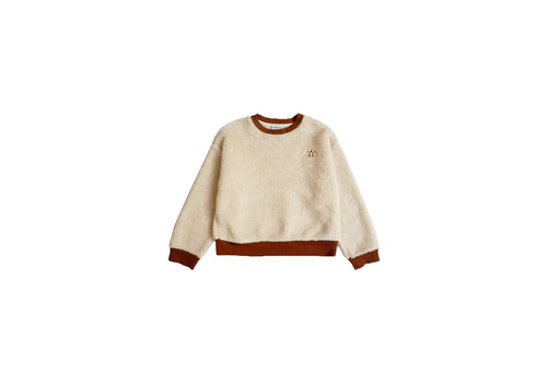 The Campamento The Campamento Jumper TCAW19 White