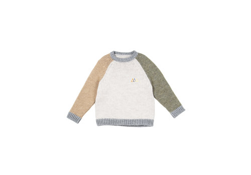 The Campamento The Campamento Knit TCAW20 Multi White
