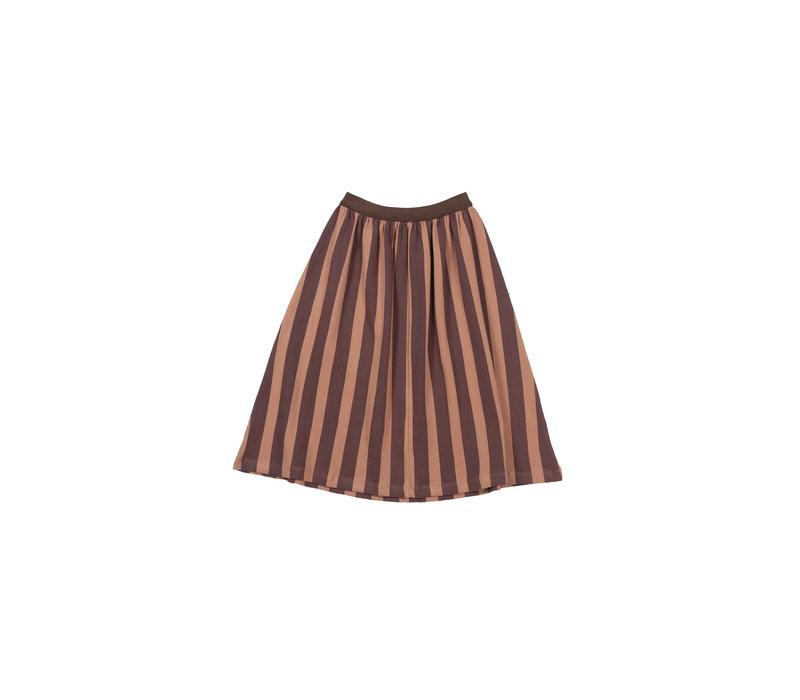 The Campamento Skirt TCAW31 Stripe