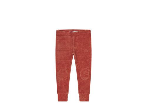 Mingo Mingo Legging Red Wood