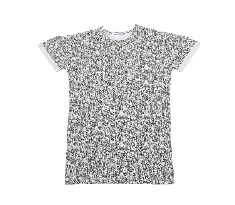 Mingo t-shirt dress Dots