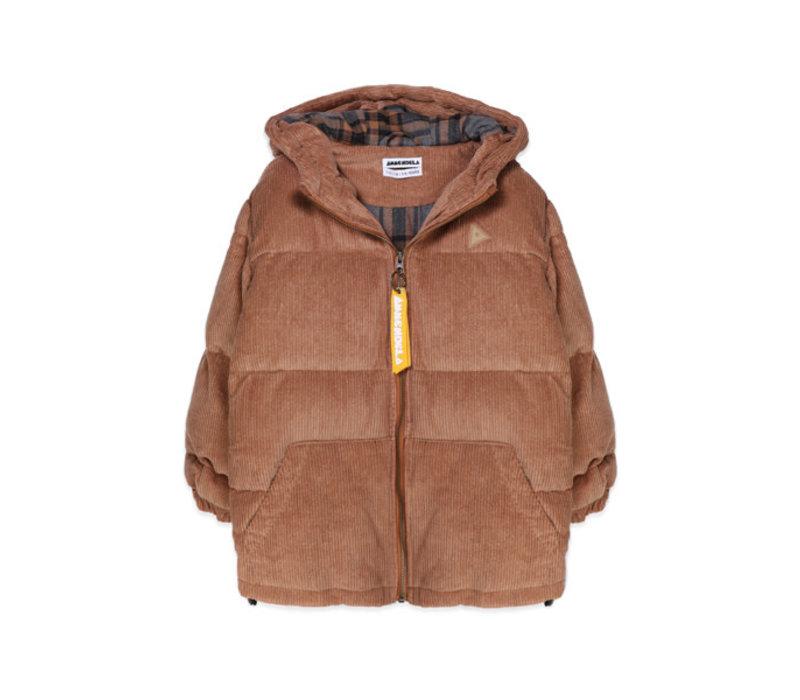 Ammehoela Jacket Cordy.02 Caramel