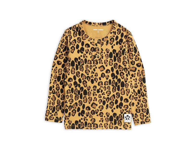 Mini Rodini Basic Leopard Grandpa Tencel