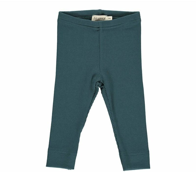 MarMar Copenhagen Oil Blue Pants / Leg