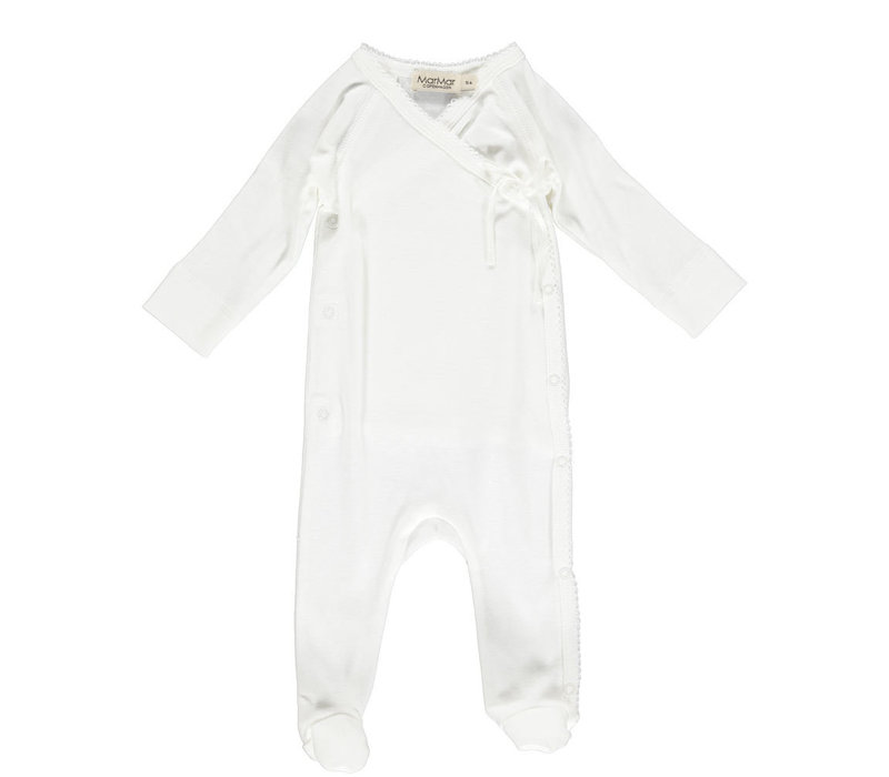 MarMar Copenhagen New Born Suit Gentle White  Rubetta