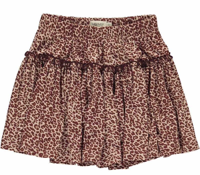 MarMar Copenhagen Leo Sylvia Wine Skirt