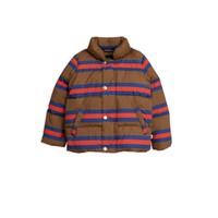 Mini Rodini Stripe Puffer Jacket