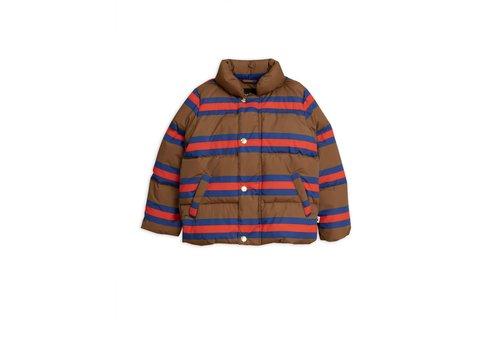 Mini Rodini Mini Rodini Stripe Puffer Jacket