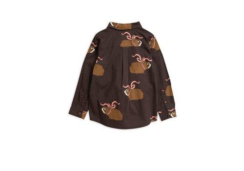 Mini Rodini Mini Rodini Posh guinea pig shirt