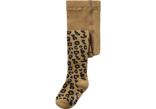 Maed for mini Maed for mini Brown Leopard Tights
