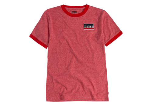 Levis Levis Tee SS Red Snow