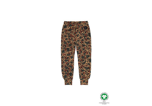 Soft Gallery Soft Gallery Jules Pants Doe, AOP Camole