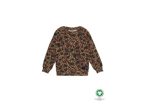 Soft Gallery Soft Gallery Chaz Sweatshirt Doe, AOP Camole