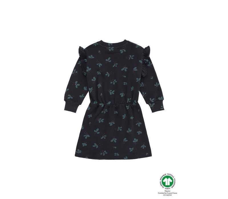 Soft Gallery Erin Dress Peat AOP