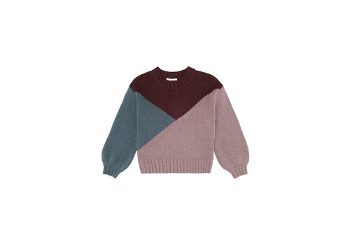 Soft Gallery Soft Gallery Essy Knit Tricolor AW19