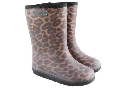 EN FANT Enfant Thermo Boot Leo brown
