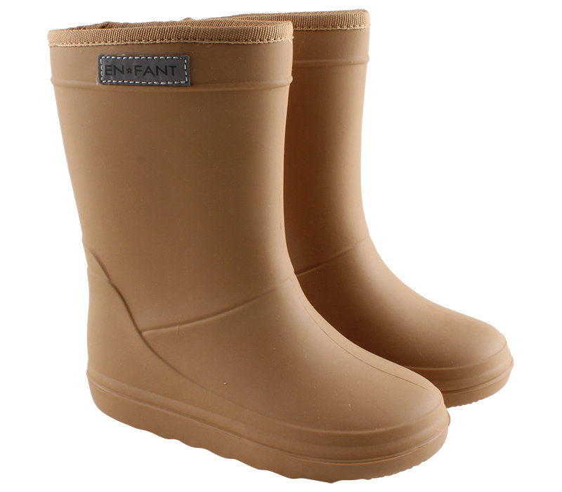 Enfant Thermo Boot Gold - Yellow
