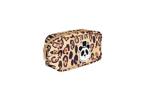 Mini Rodini Mini Rodini etui panda leopard